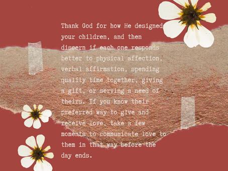 TD for Parents 4/3
