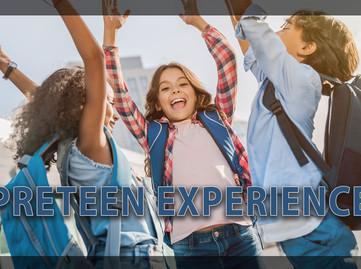 PreTeen Experience Wk 4 (11/22/2020)