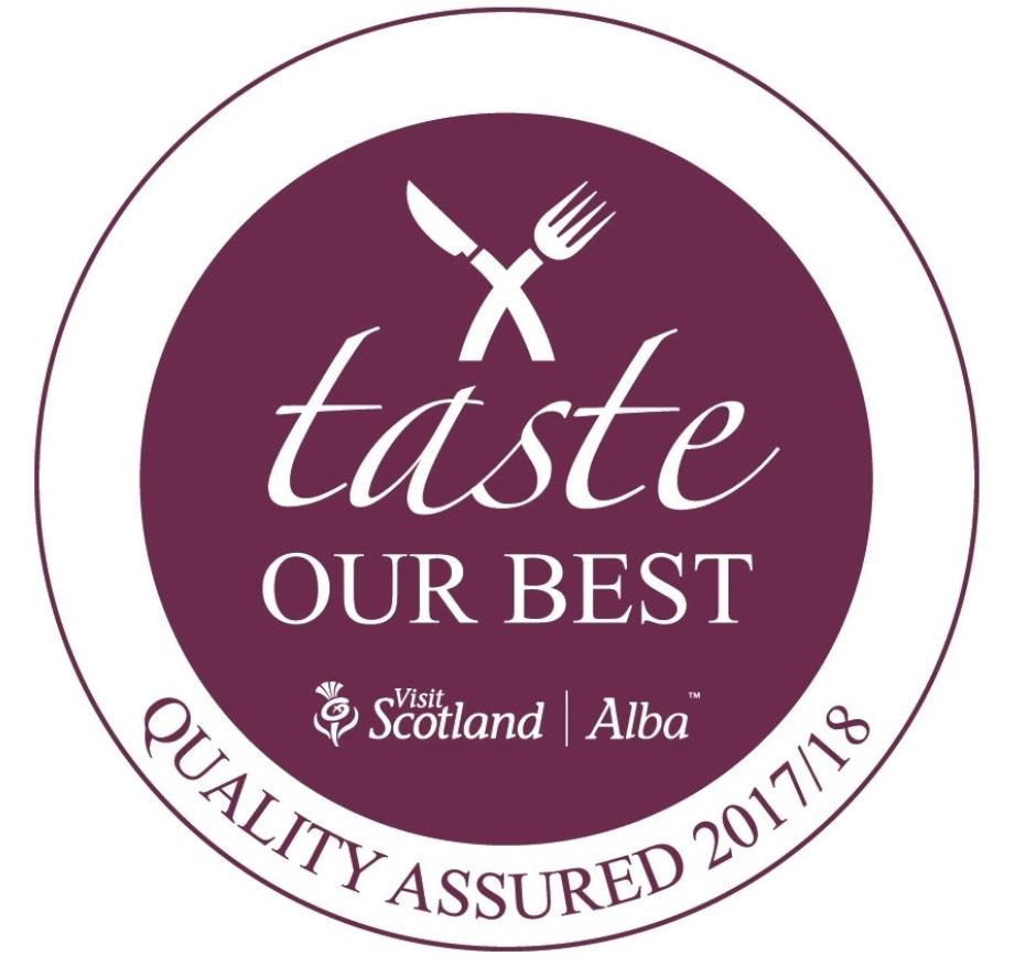 Taste our best logo