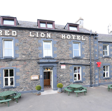 The Red Lion Earlston
