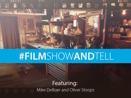 Kicking Off #FilmShowAndTell with Two TeamBay Film Shooters!