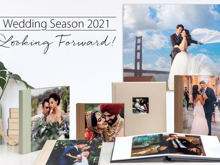 Looking Forward to Wedding Season