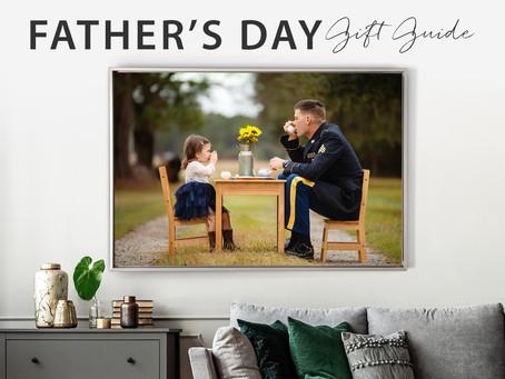 Amazing Dads Deserve Amazing Prints to Match