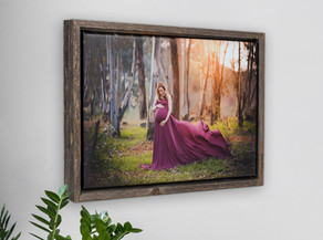The Beauty of Float Frames for Metal, Canvas, Epic and Fine Art Prints