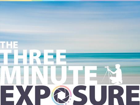 The Three-Minute Exposure - 4/2021