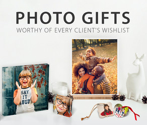 Photo Gifts Worthy of Every Client's Wishlist