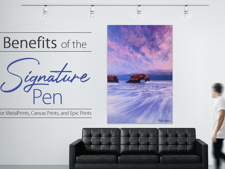 The Benefits of The Signature Pen