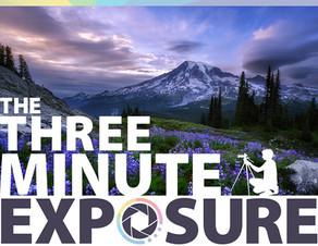 The Three-Minute Exposure - 3/2021