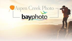 Aspen Creek Has Joined the Bay Photo Family!