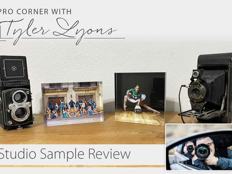 Pro Corner: Tyler Lyons Reviews His New Bay Photo Sample Products
