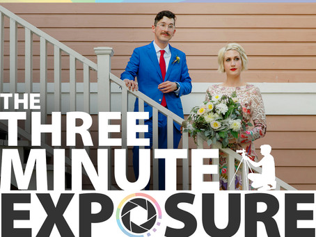 The Three-Minute Exposure - 7/2021