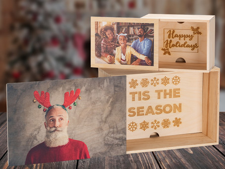 10 Unique Photo Gifts for this Holiday Season
