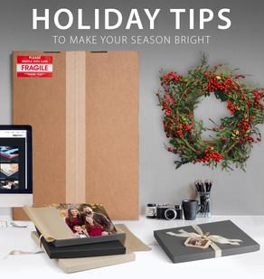 Holiday Tips to Make Your Season Bright