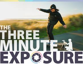 The Three-Minute Exposure - 9/2021