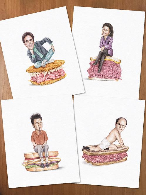 Seinfeld 4-Pack