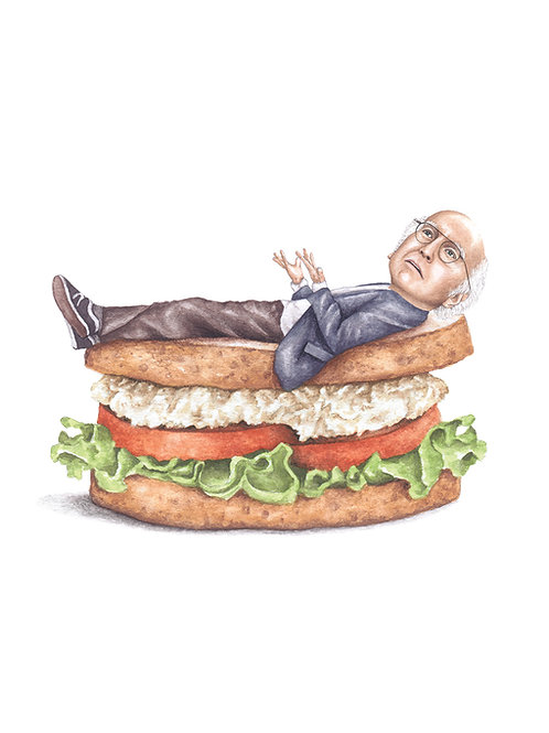 Larry David #2