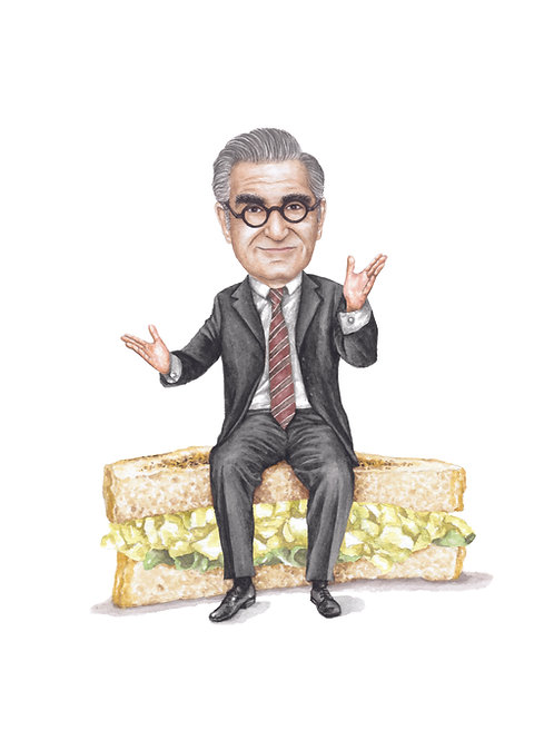 Eugene Levy - Schitt's Creek