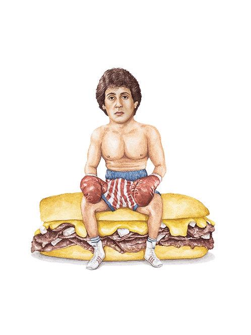 Sylvester Stallone / Rocky Balboa