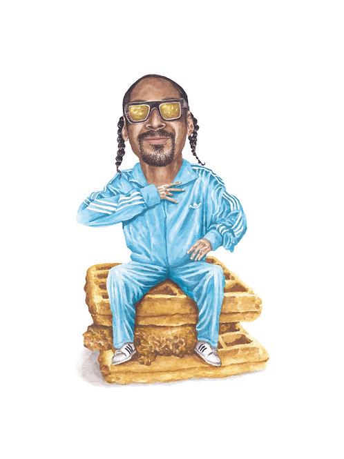 Snoop Dogg Print