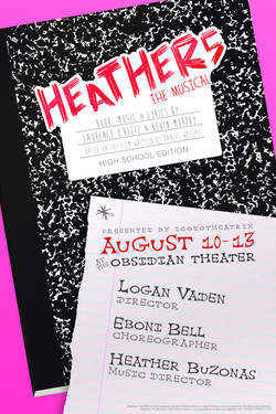 2017- Heathers The Musical