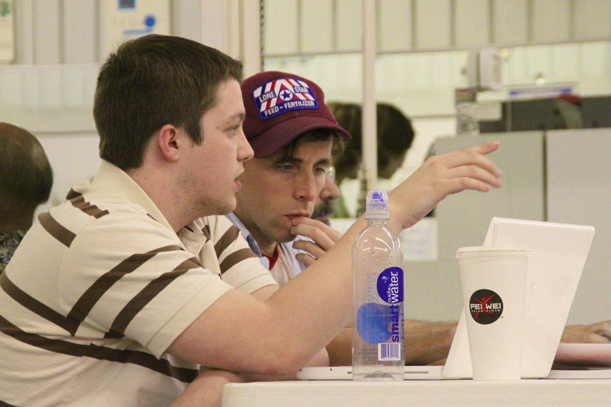 Logan Vaden & Kevin Cahoon