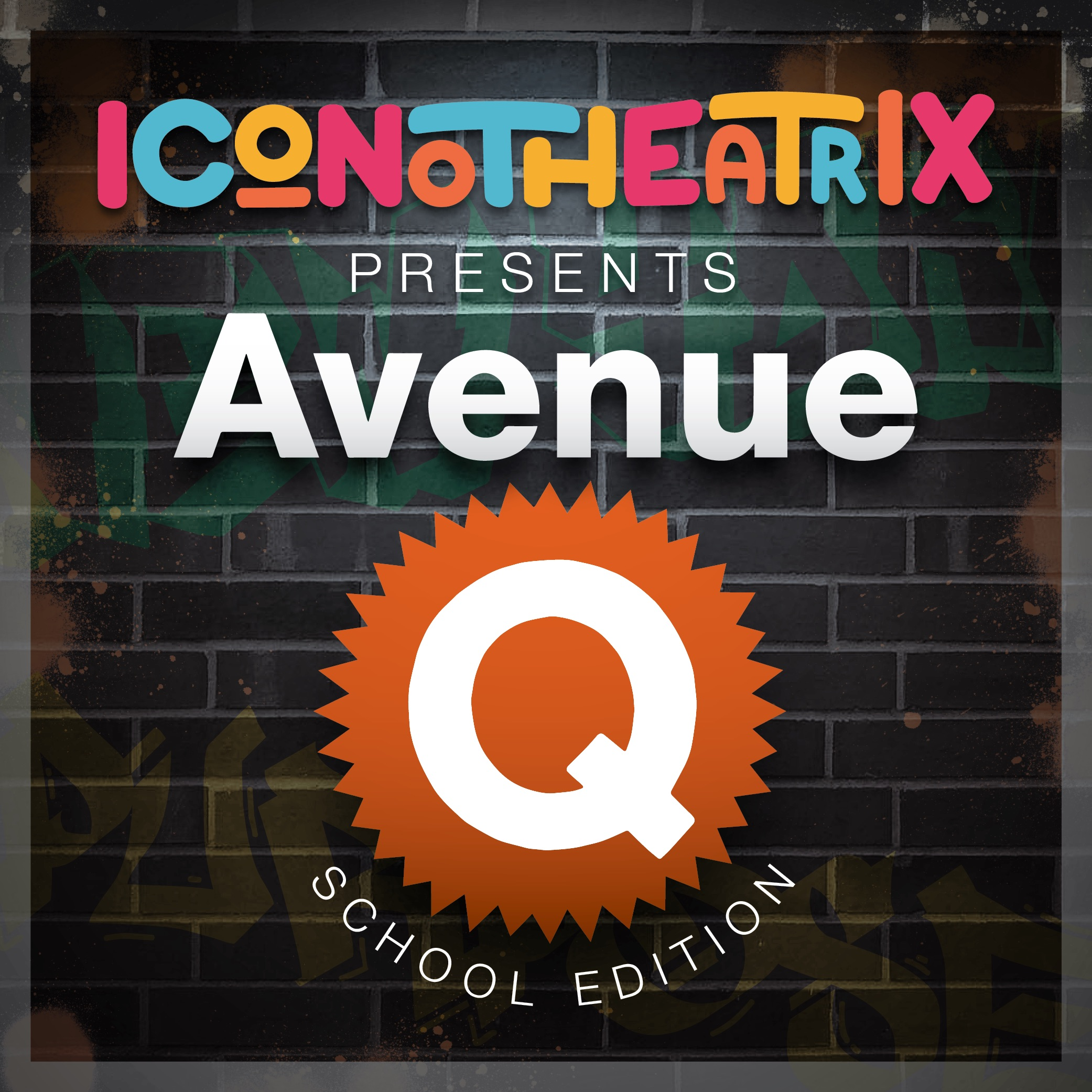 Avenue Q Audition Announcement-01