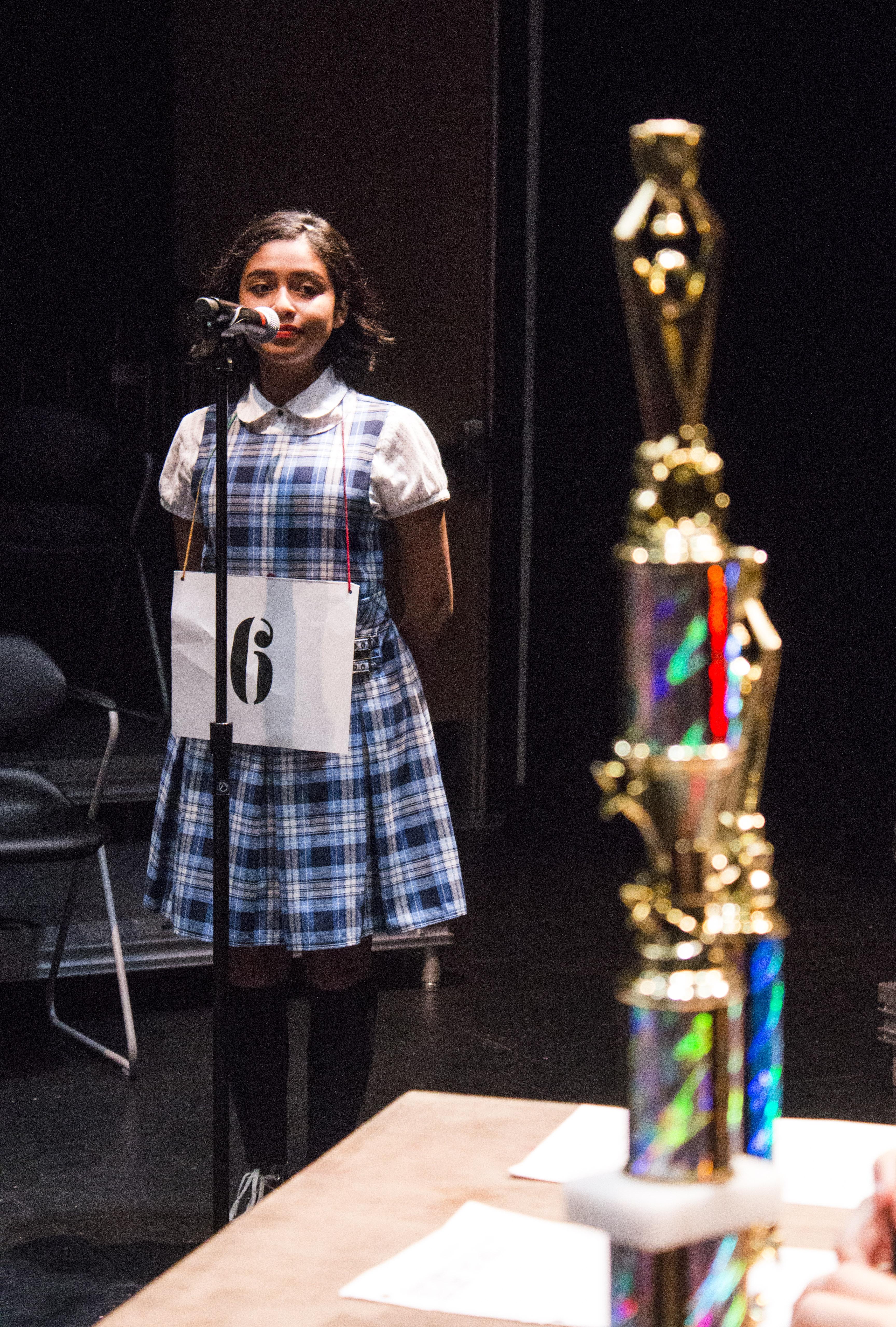 Daniela Garrett as Marcy