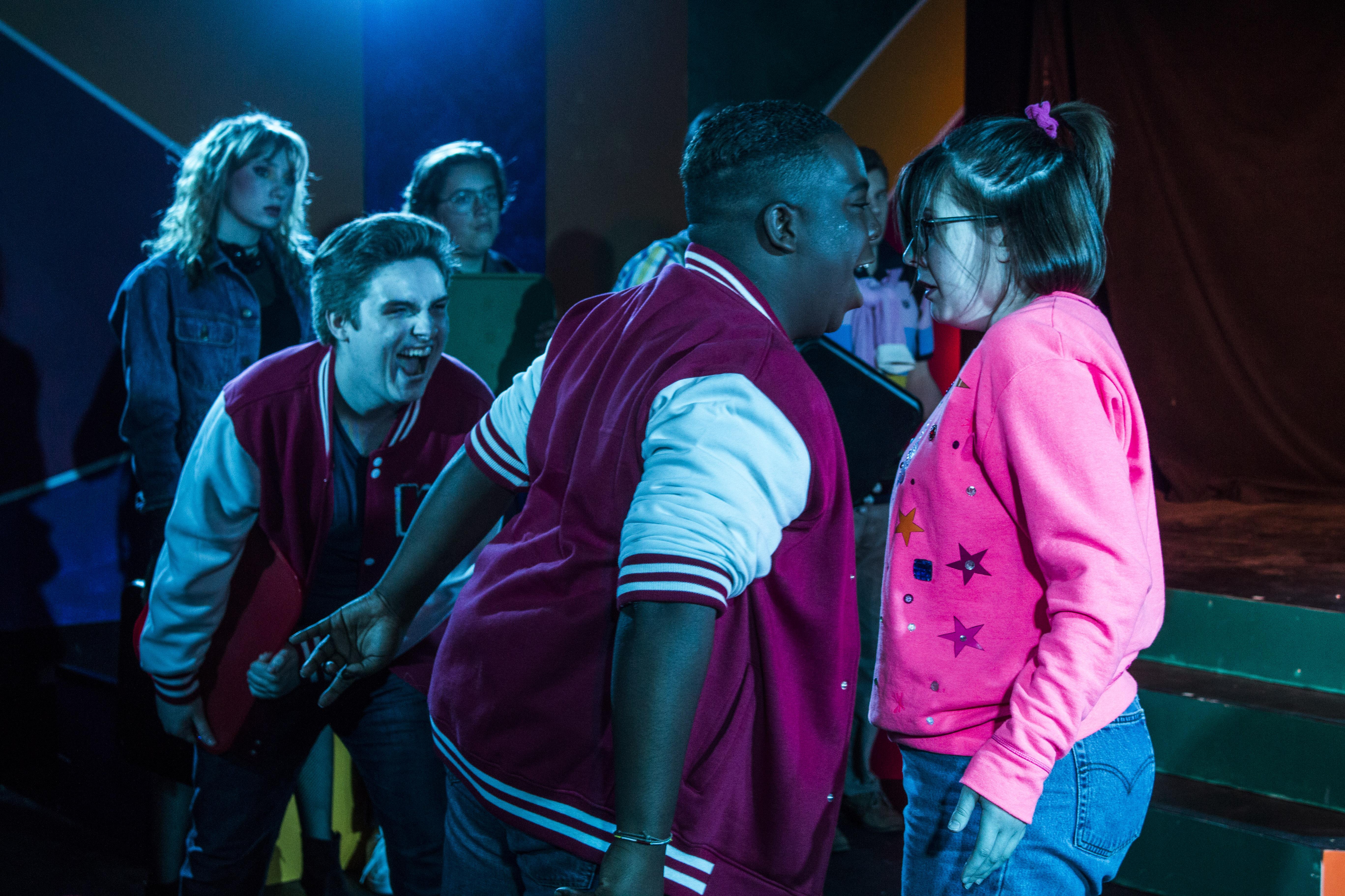 Karson Davis as Kurt