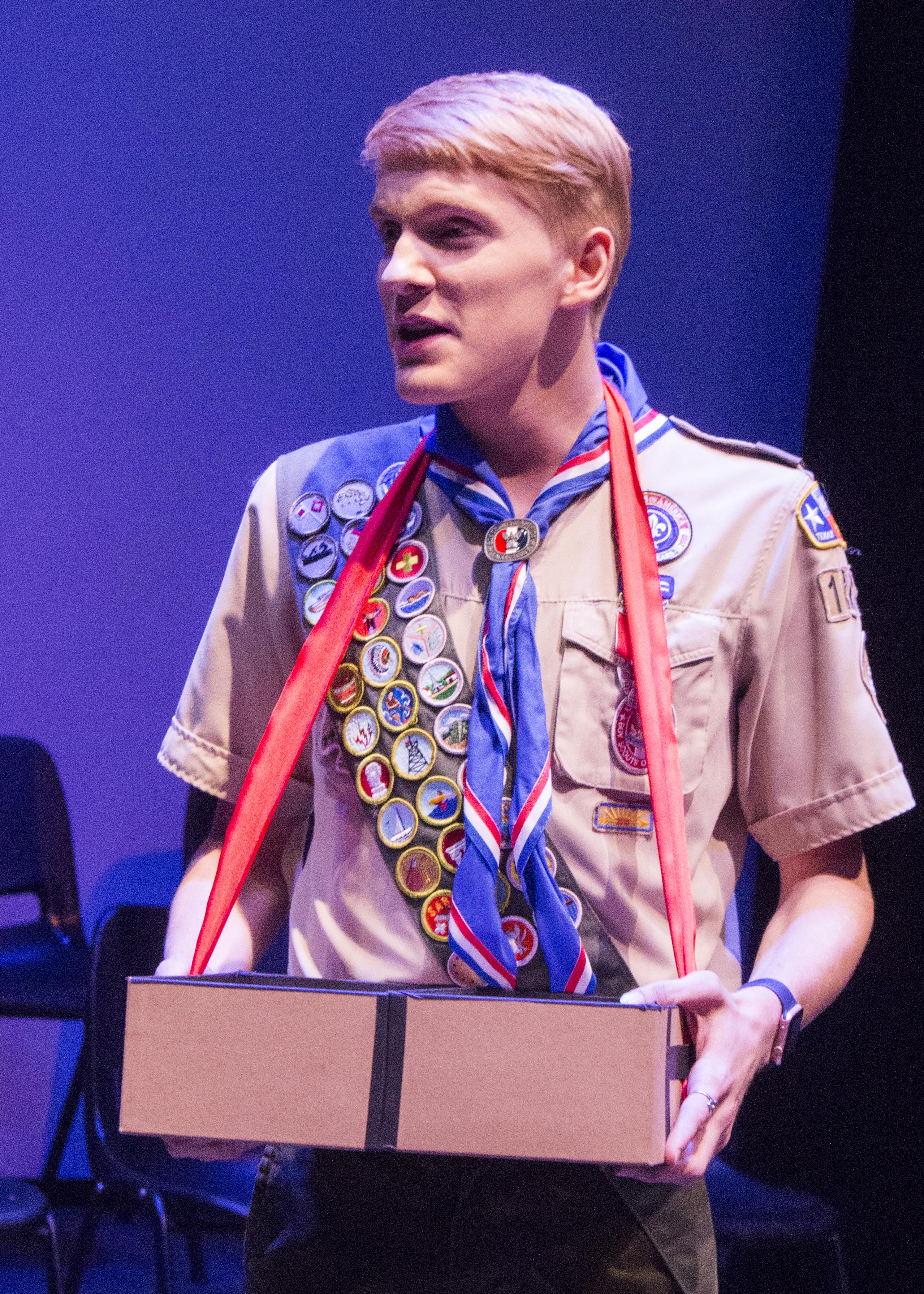 Justin Vrana as Chip
