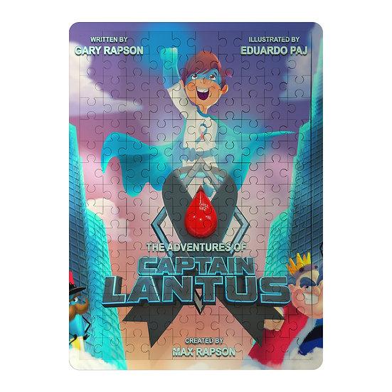 Captain Lantus Jigsaw Puzzle