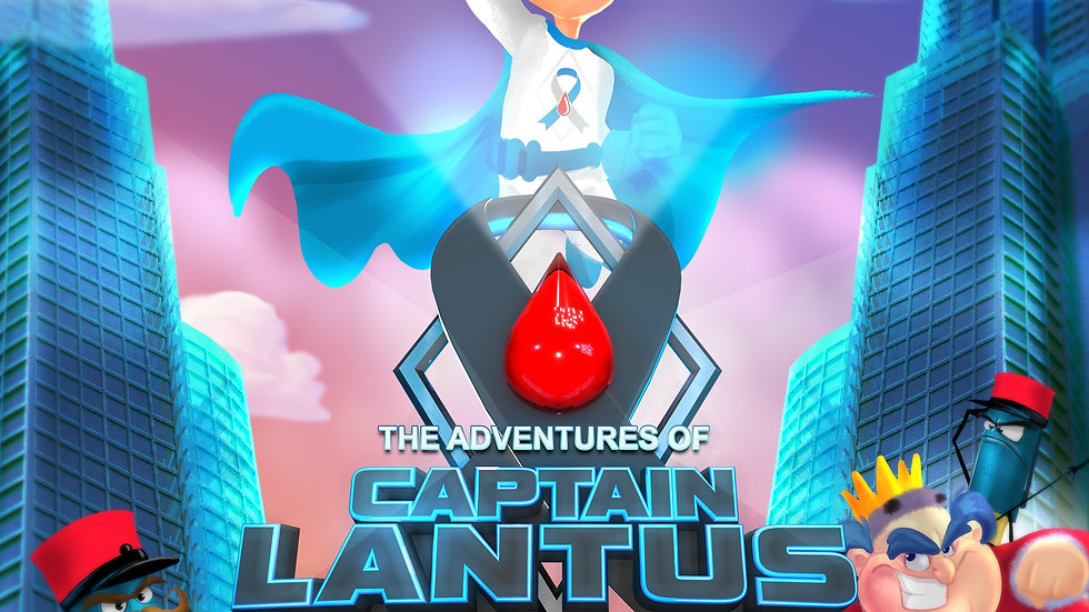 The Adventures of captain Lantus