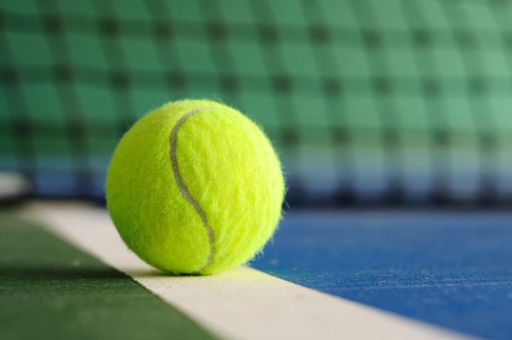 Folks In Sarasota Really Enjoy Their... Tennis...