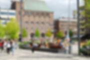 ledig lokal på fristadstorget 2 i centrala eskilstuna