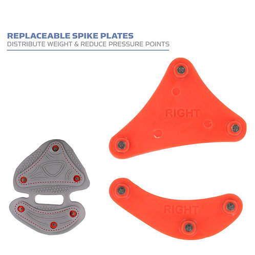 RUN Replacement spikes