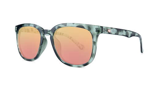 Knockaround Paso Robles Slate Tortoise shell / Rose Gold