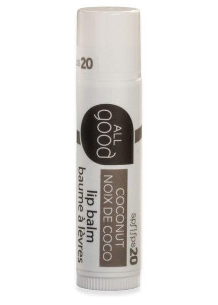 All Good Lip balm SPF20 Coconut