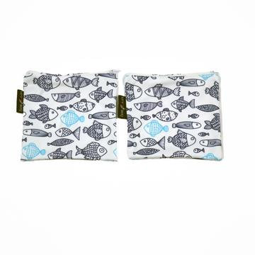 Luv Bug Reusable Snack Bags (2 pack)