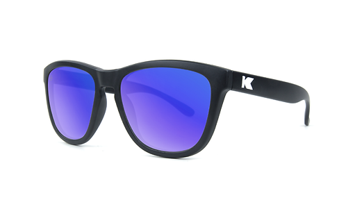 Knockaround Kids Premiums Black / Moonshine