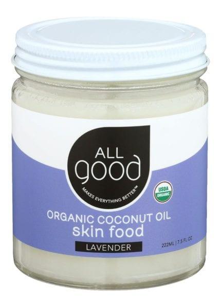 Coconut Oil Skin Food - Lavender