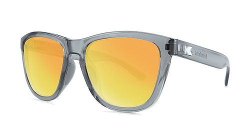 Knockaround Sport Premiums Clear Grey / Sunset