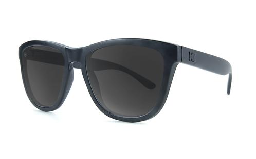 Knockaround Premiums Black on Black / Smoke