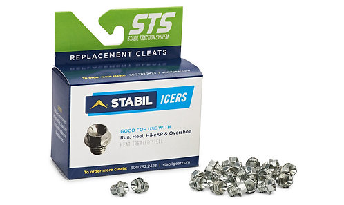 Stabil Replacement Cleats - Steel