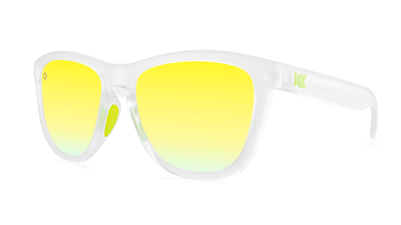 Premiums Sport Rubberized Clear / Yellow