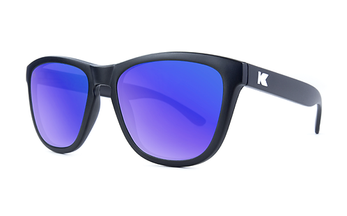 Knockaround Premiums Black / Moonshine