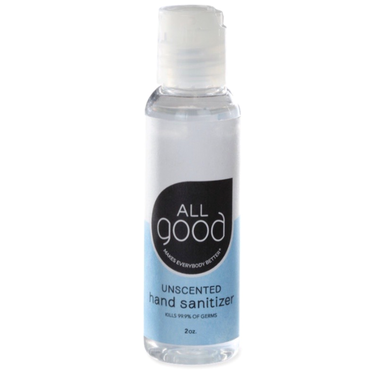 All Good Hand Sanitizer