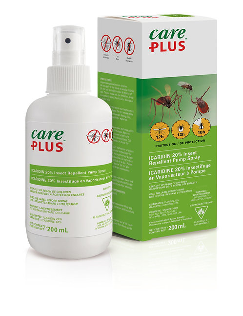 Care Plus 20% Icaridin 200ml