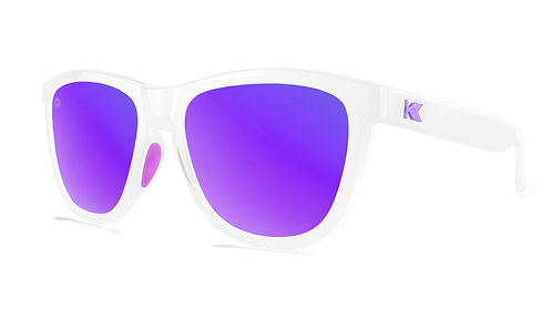 Knockaround Sport Premiums Clear Jelly / Purple