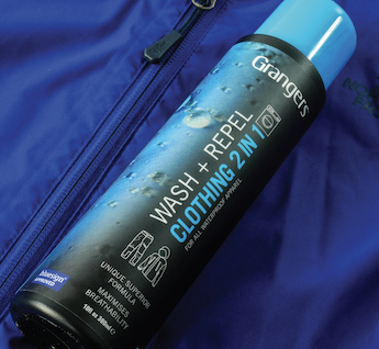 Grangers Clothing Wash & Repel