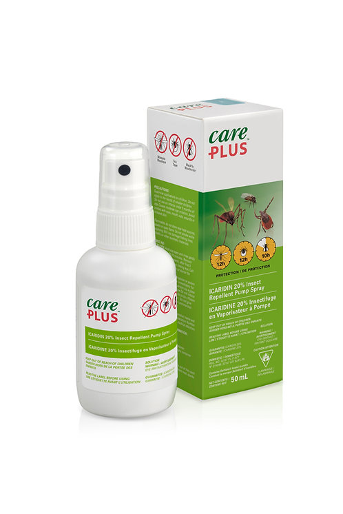 Care Plus 20% Icaridin 50ml