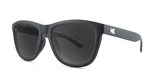 Knockaround Sport Premiums Matte Black / Smoke